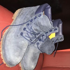 Timberland boots size 6 youth good condition